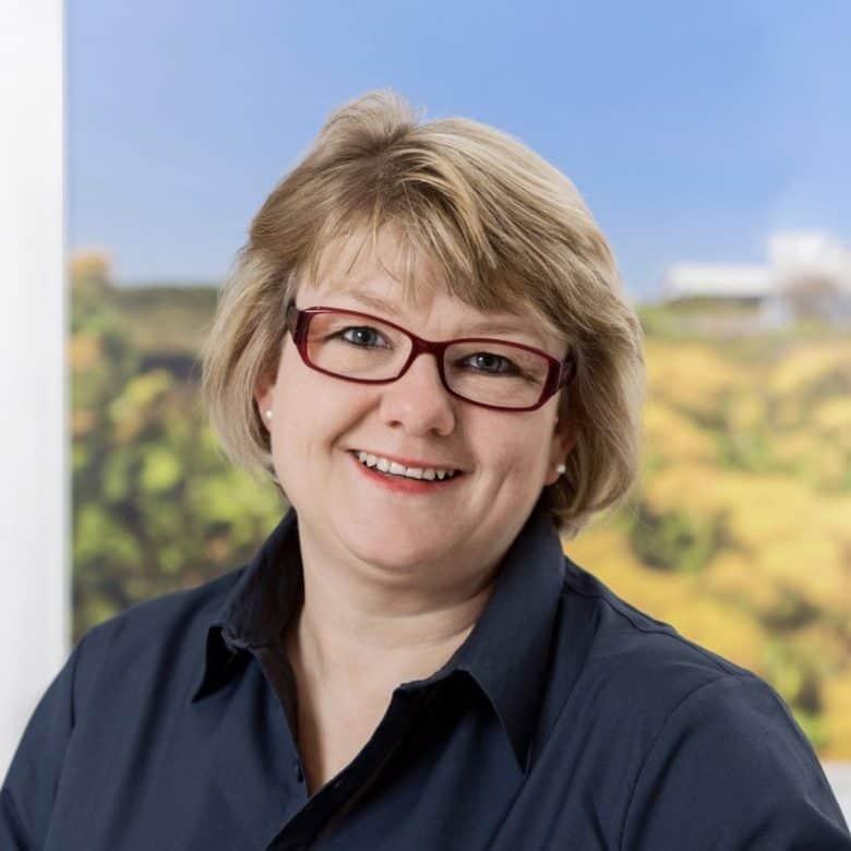 Anja Beeck (Zahnmedizinische Verwaltungsangestellte)