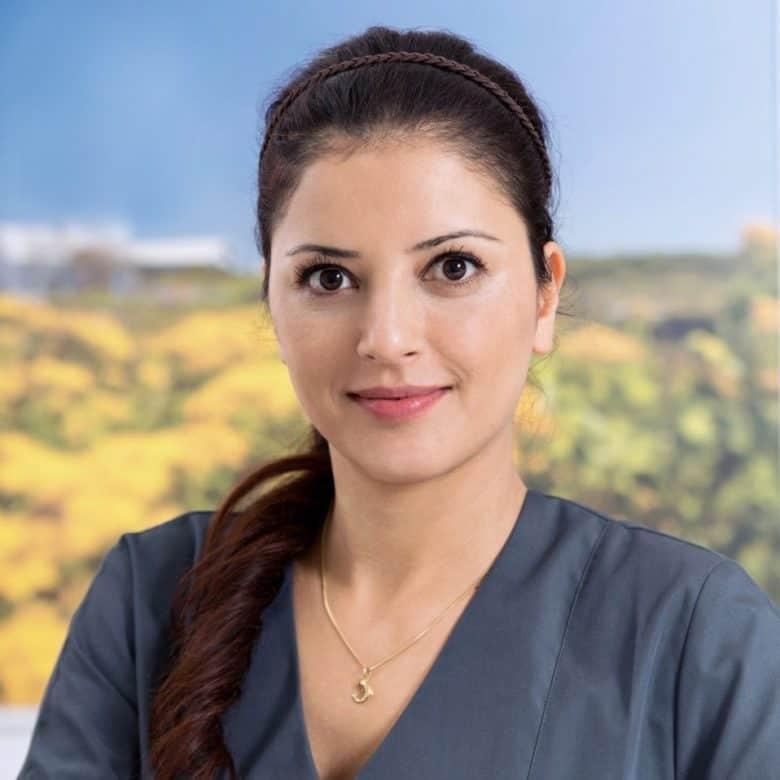 Zahra Popiela (Prophylaxeassistentin)